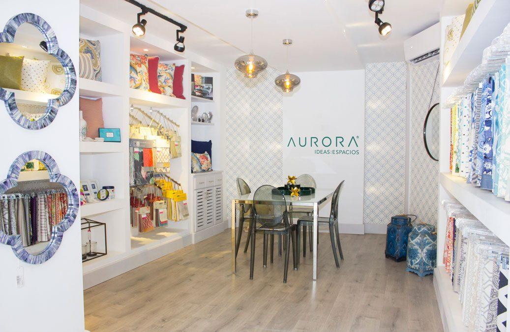 """AURORA Ideas: Espacios celebra la apertura de su nueva tienda en La Romana con un """"Open House"""" para presentar su oferta de soluciones de diseño"""